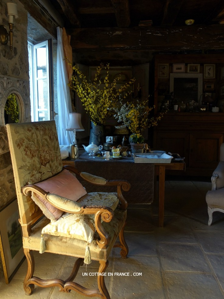 Blog campagne chic, shabby chic france