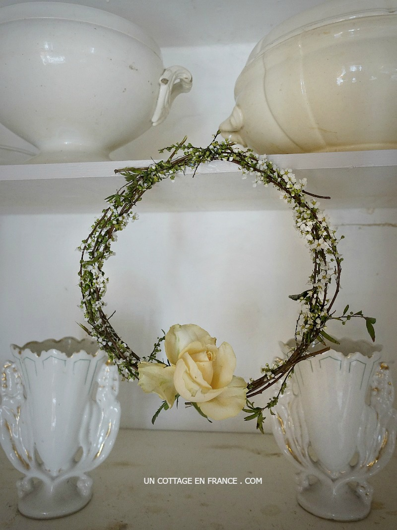 placard shabby chic