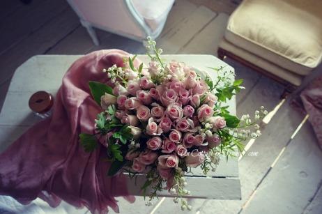 Bouquet de mai cottage, blog campagne chic, shabby chic français 2