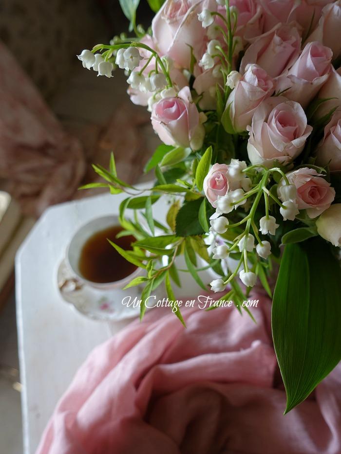 décoration romantique campagne
