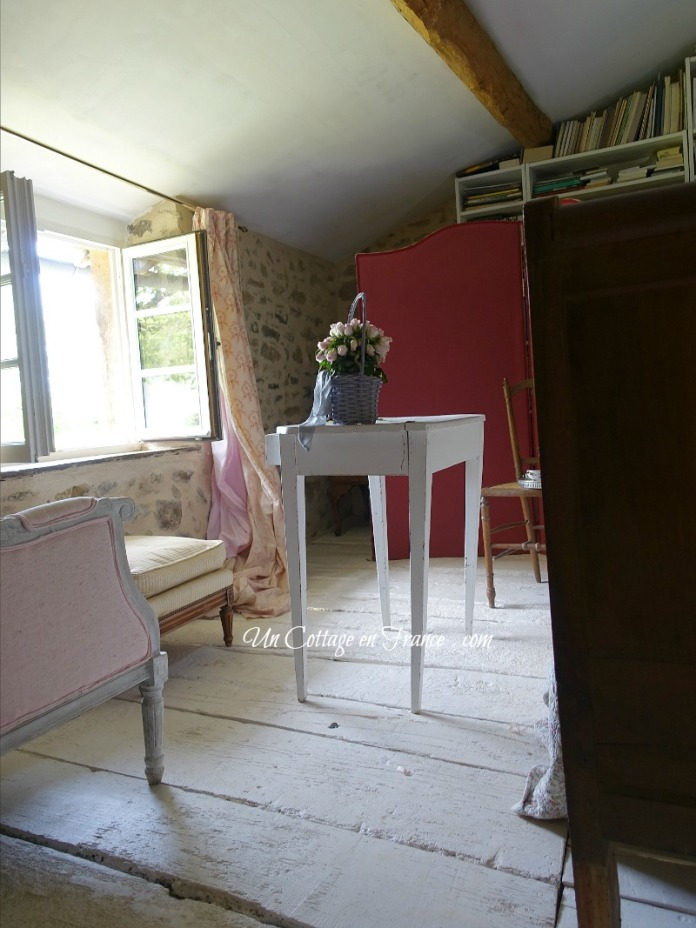 Shabby chic table staging, blog shabby chic France 16