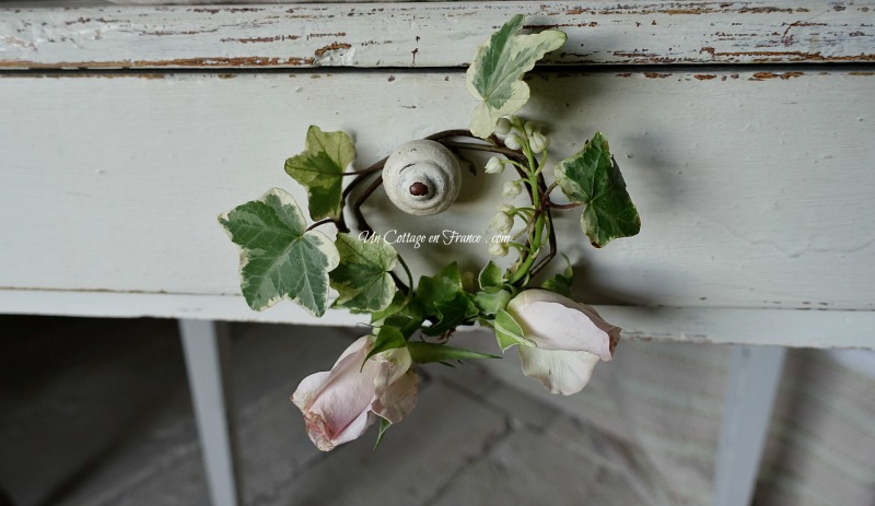 Shabby chic french