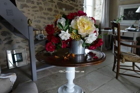 Un bouquet magique (A magical arrangement)