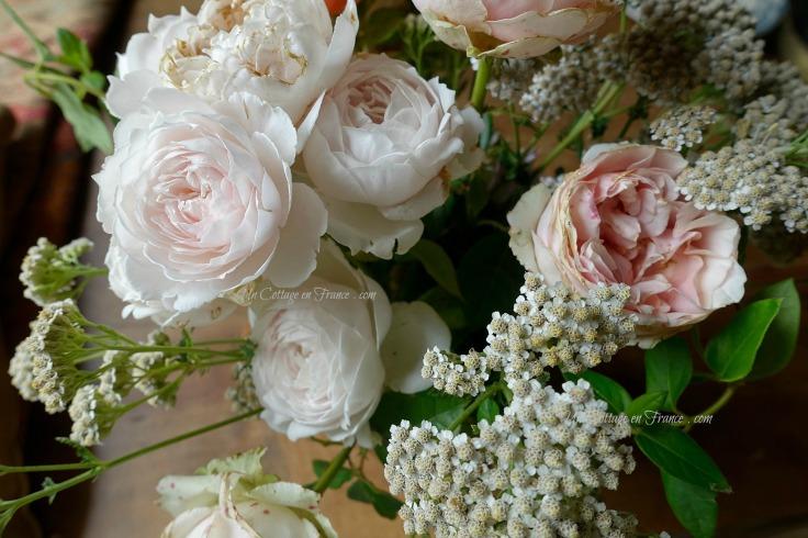 Bouquet romantique cottage g