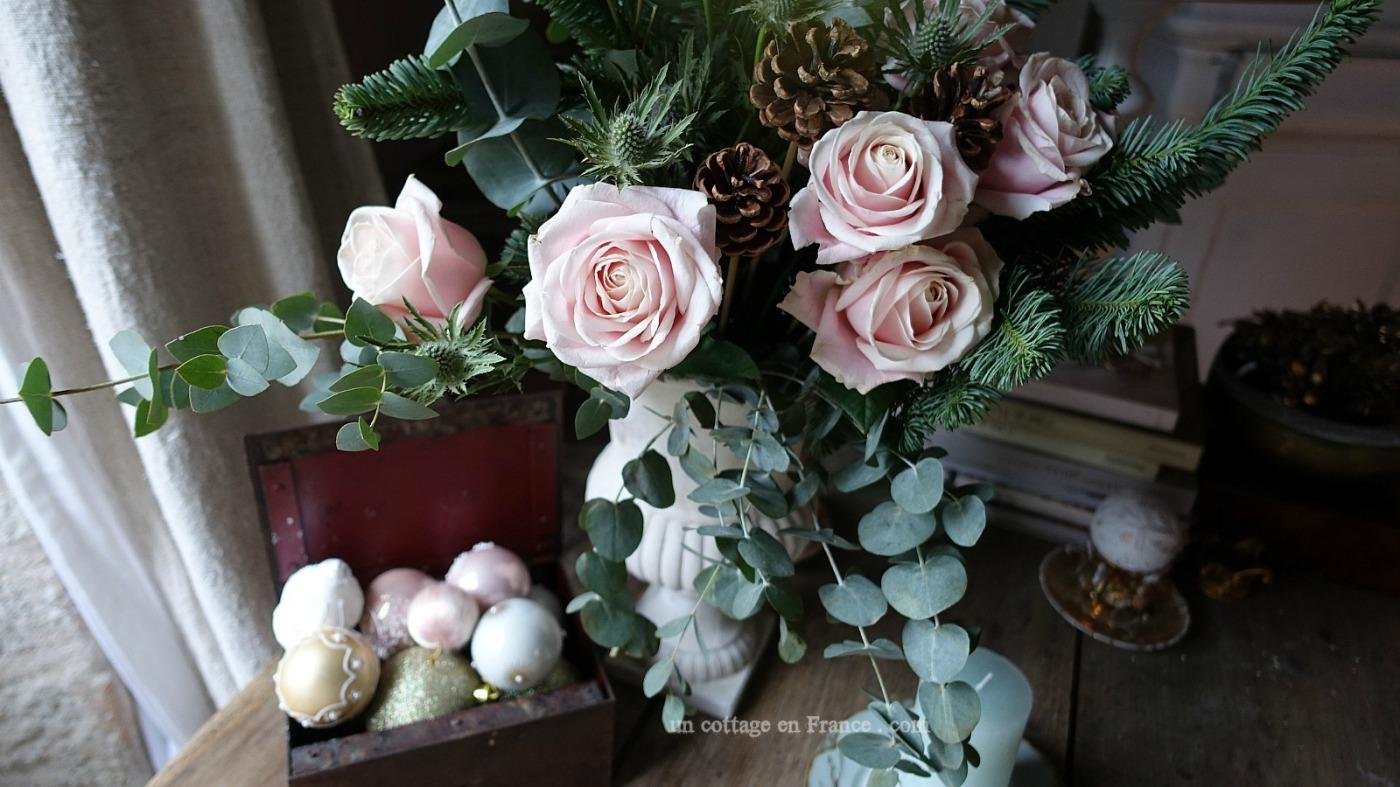Bouquet de décembre, blog campagne chic 10