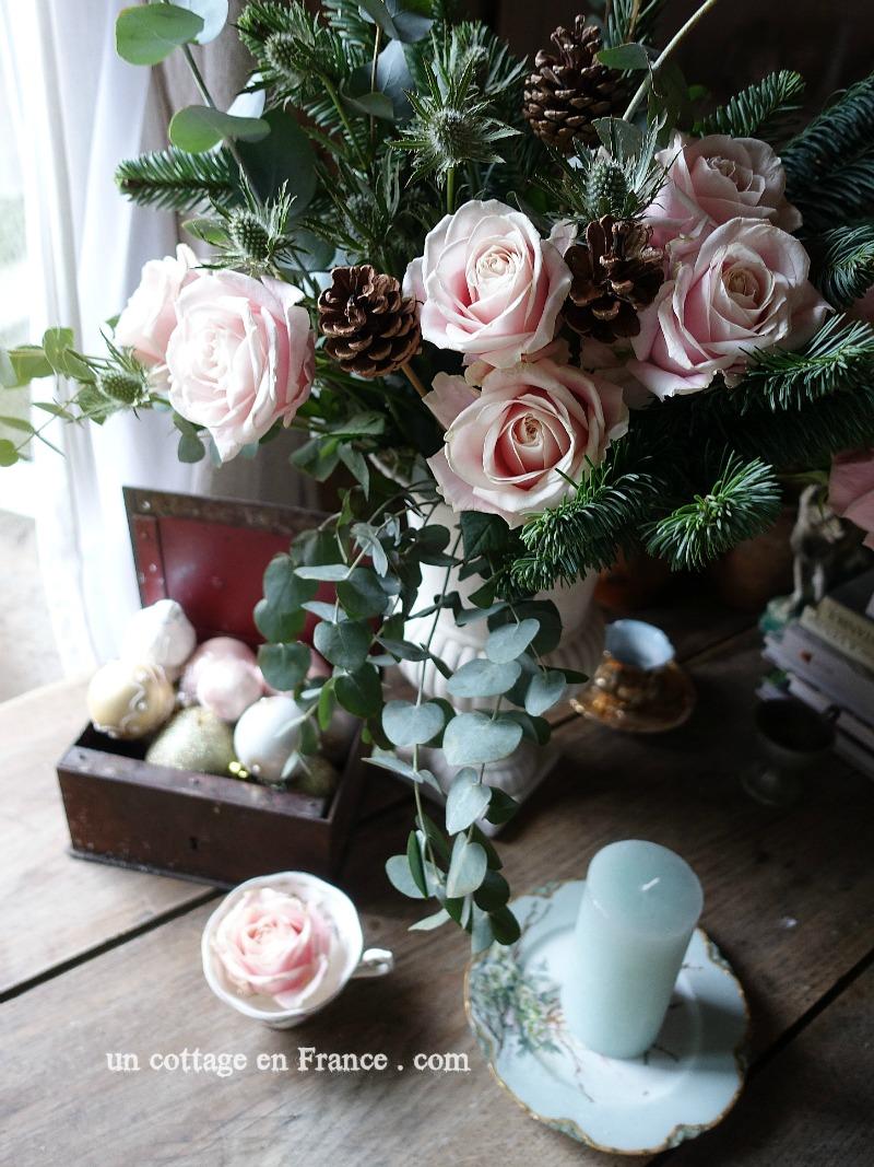 Bouquet de décembre, blog campagne chicc 4