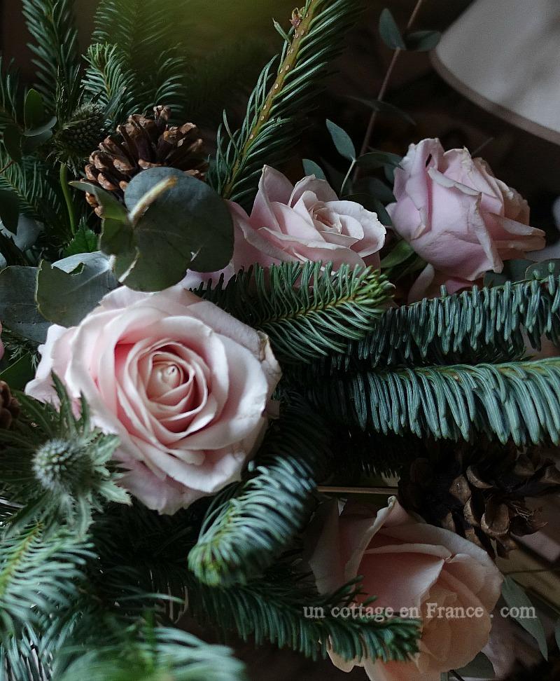 Bouquet de décembre, blog campagne chicc 7