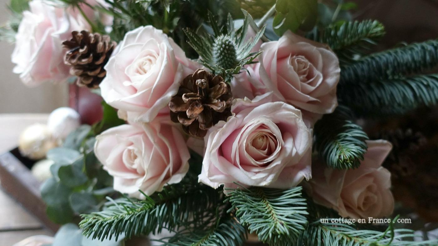Bouquet de décembre, blog campagne chicc 8sep