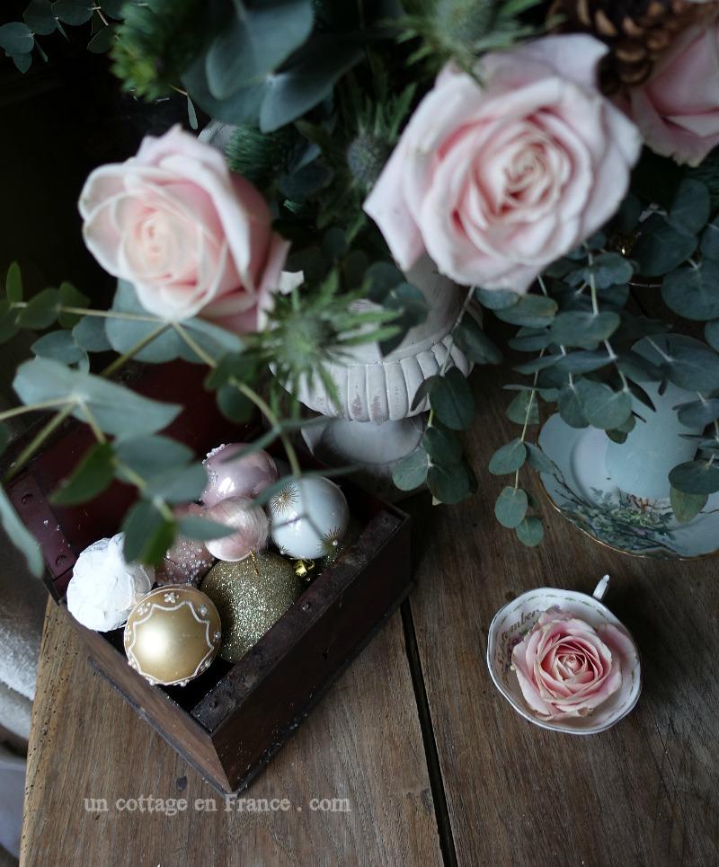Bouquet de décembre, blog campagne chicc 9