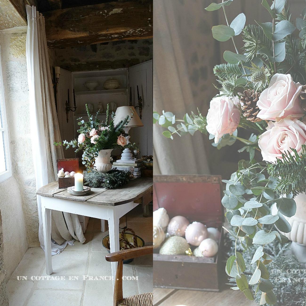 Bouquet de noel - blog campagne chic1300
