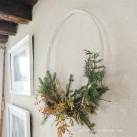 Noël blanc : rafraîchir de vieilles décos de Noël | White Christmas: refreshing  ornaments