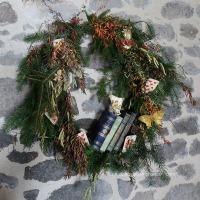 Incontournables de Noël : une couronne ou deux | Indispensable at Christmas: a wreath or two