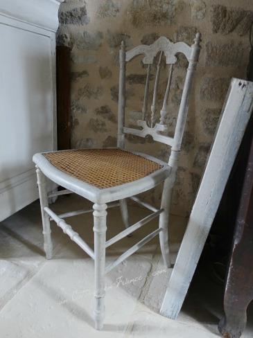 blog campagne chic chaise romantique
