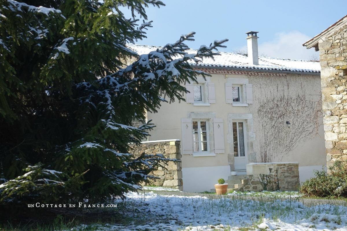 Se construire un cottage romantique dans une maison de village