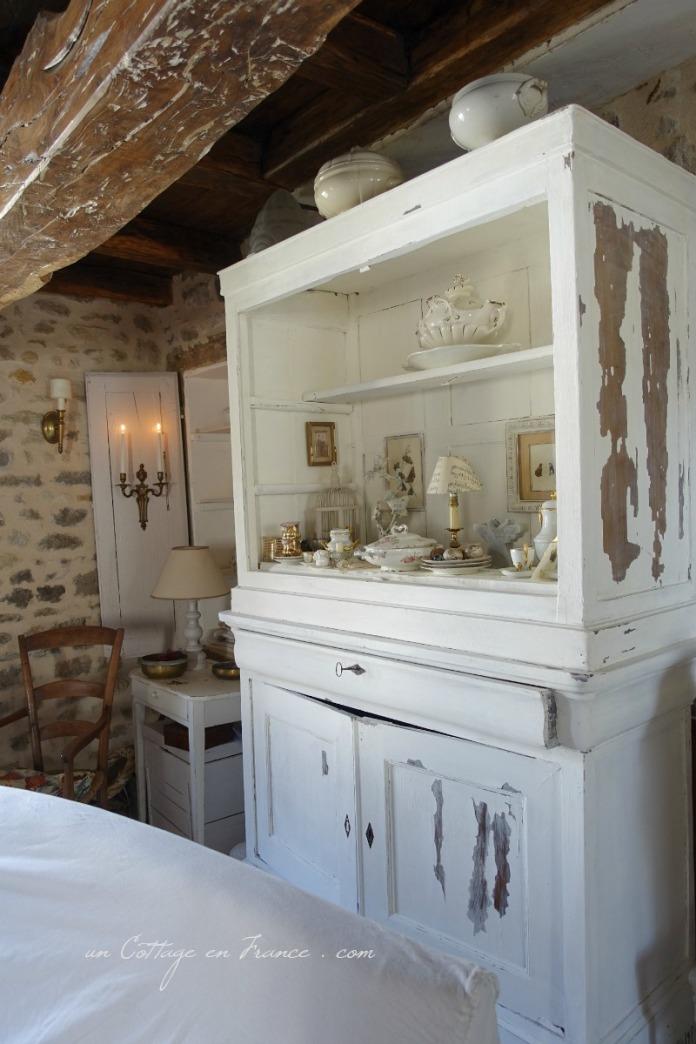 Décoration romantique en blanc pour le cottage 2018 2