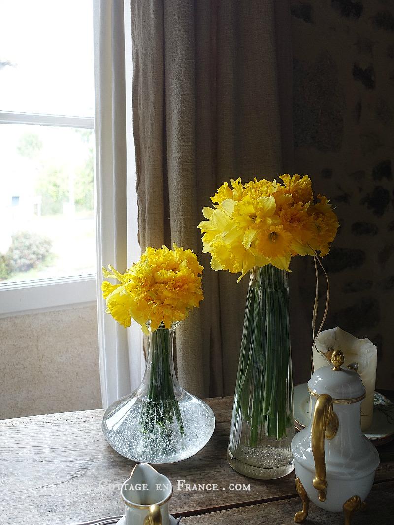 Bouquet de Paques, blog campagne chic 8
