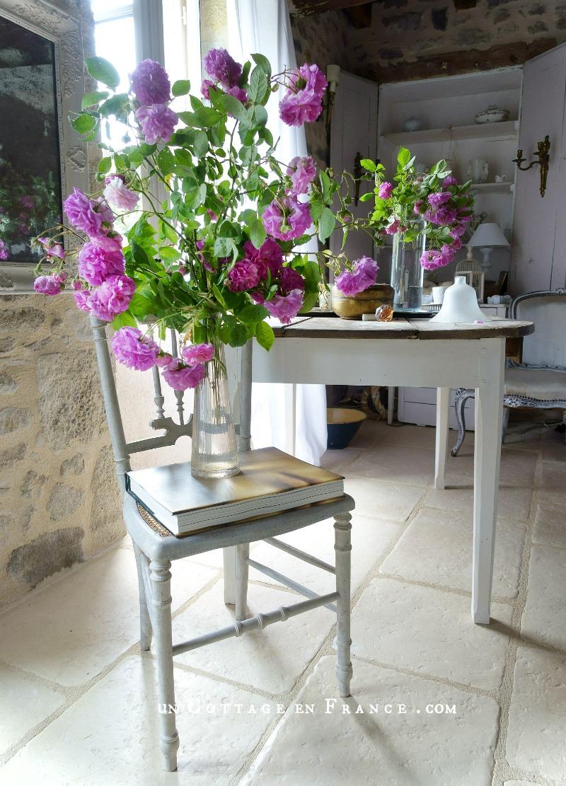 Les bouquets de rose grimpantesn blog cottage chic 7