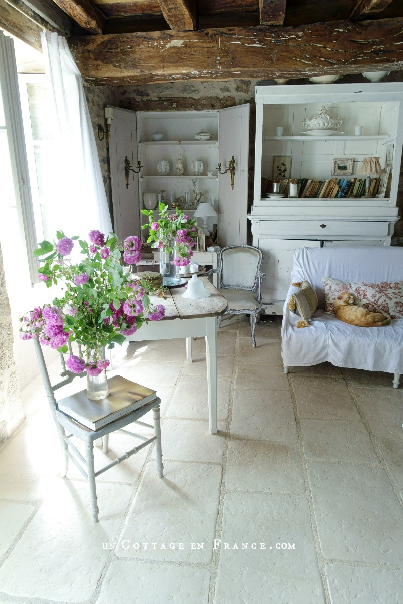 Les bouquets de rose grimpantesn blog cottage chic b