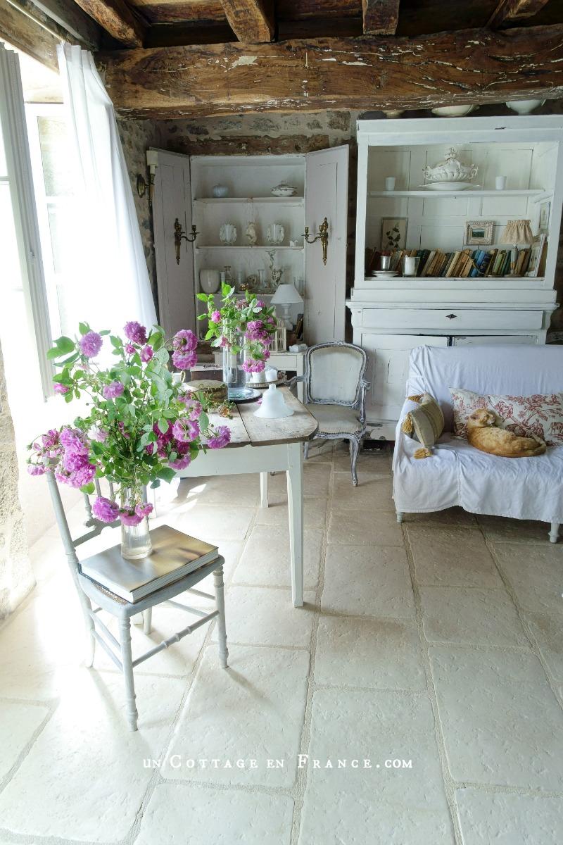 Les bouquets de rose grimpantesn blog cottage chic b