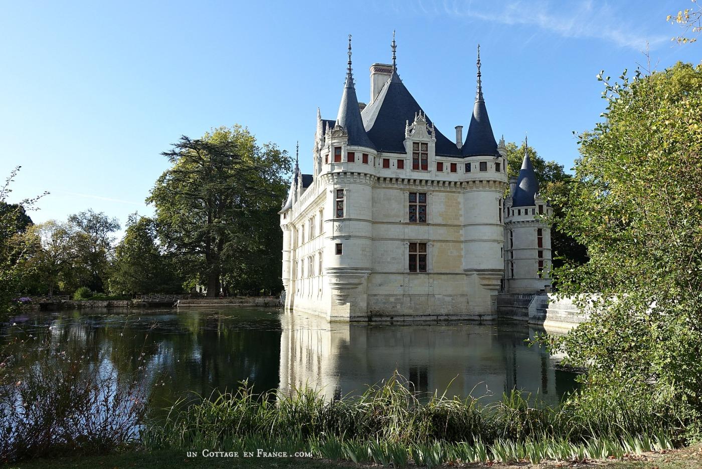 Azay le rideau Chateau 2