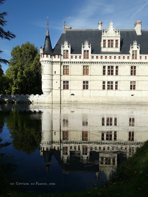 Azay le rideau Chateau