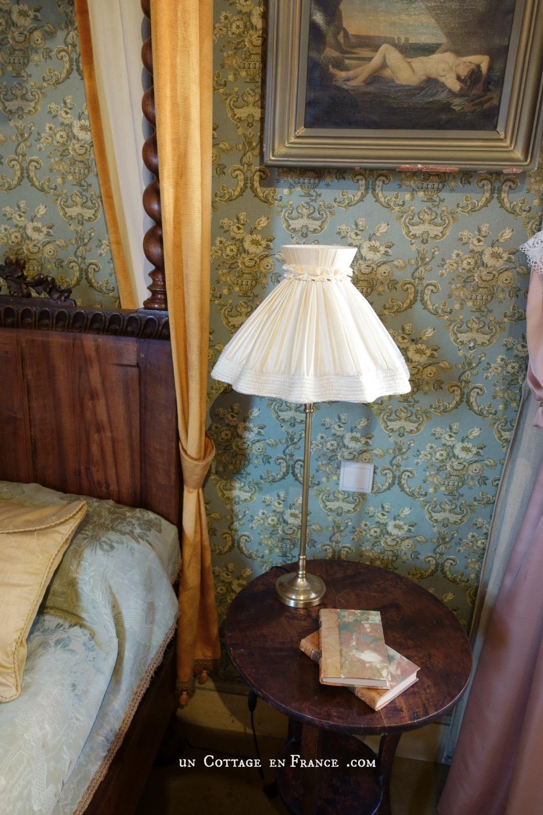 Manoir de Gisson Sarlat chambre