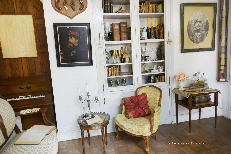 Manoir de Gisson Sarlat détail intérieur