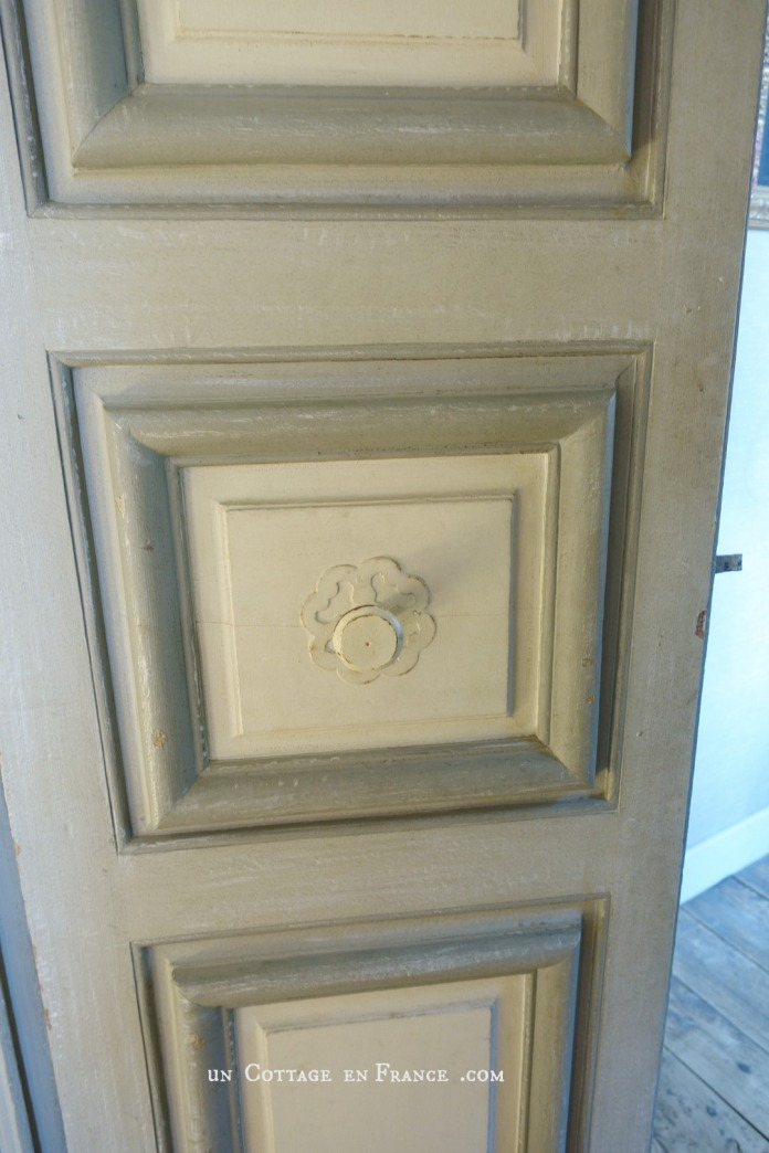 Manoir de Gisson Sarlat porte