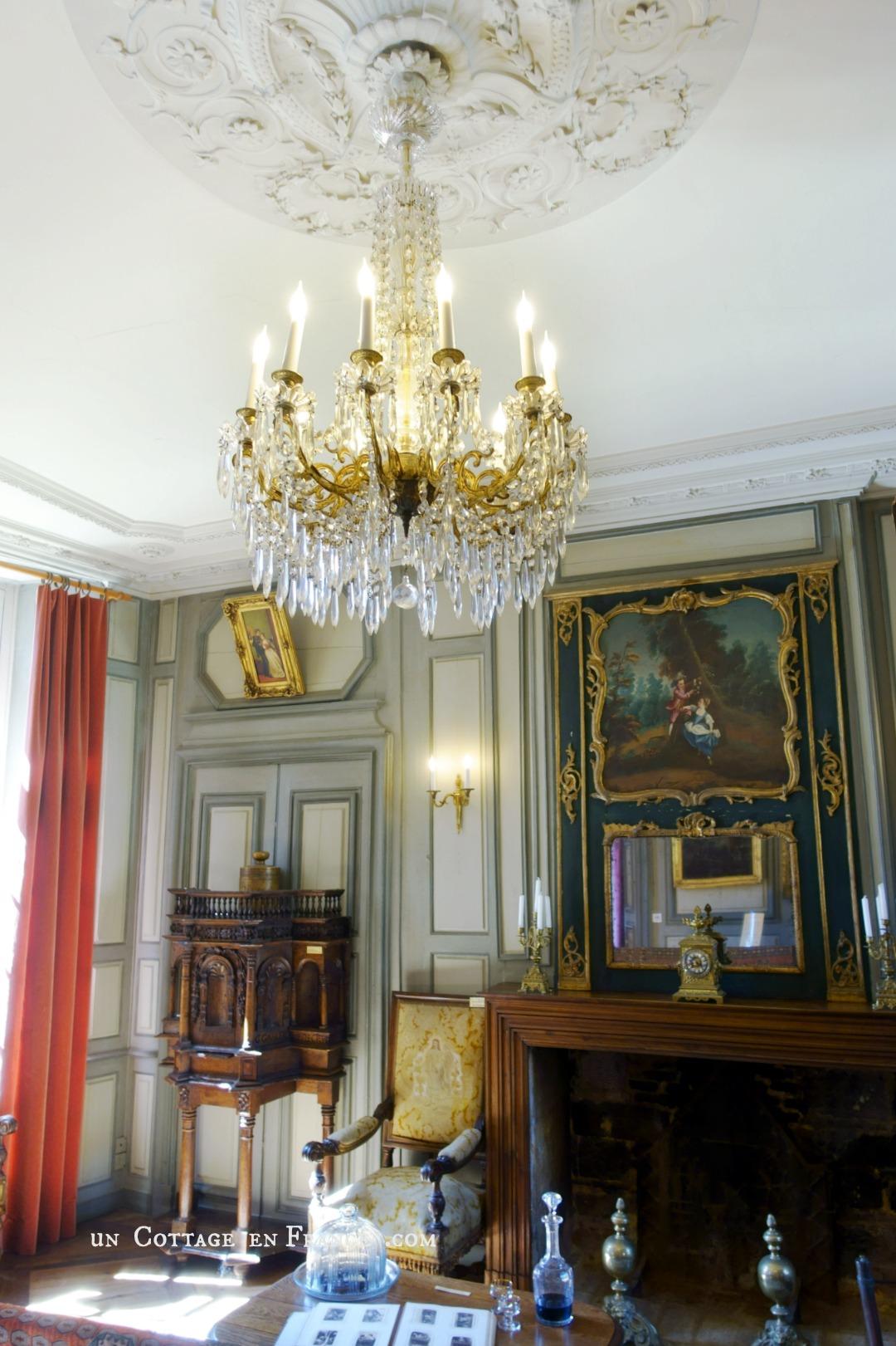 Un intérieur historique | A period interior (Sarlat-la-Caneda – Dordogne)