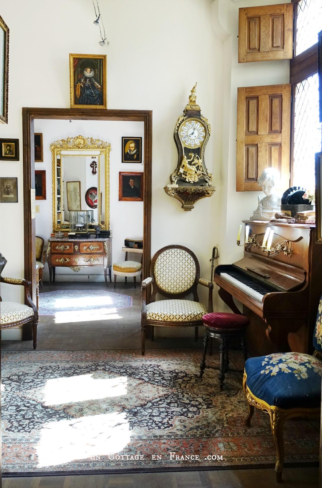 romantic french interior design