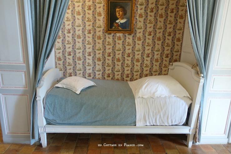 Chateau de Villandry, chambre d'enfant 2