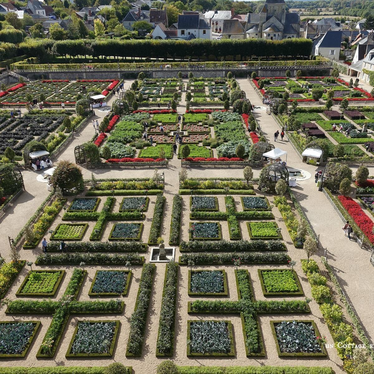 Villandry French castle