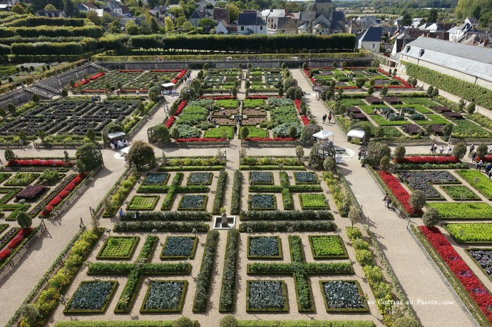 Villandry French castle