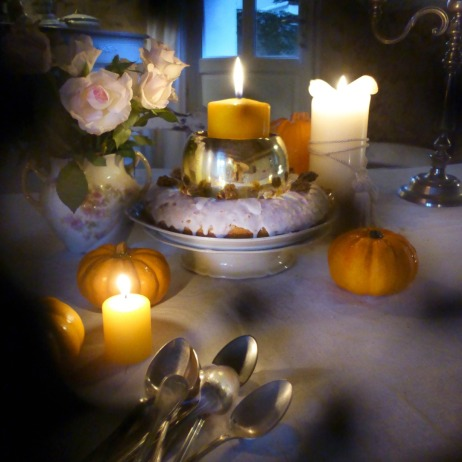 Gateau simple pour Halloween 1