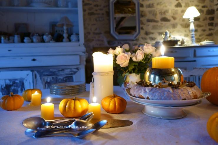 Gateau simple pour Halloween 2