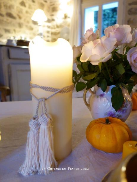 décoration cottage français