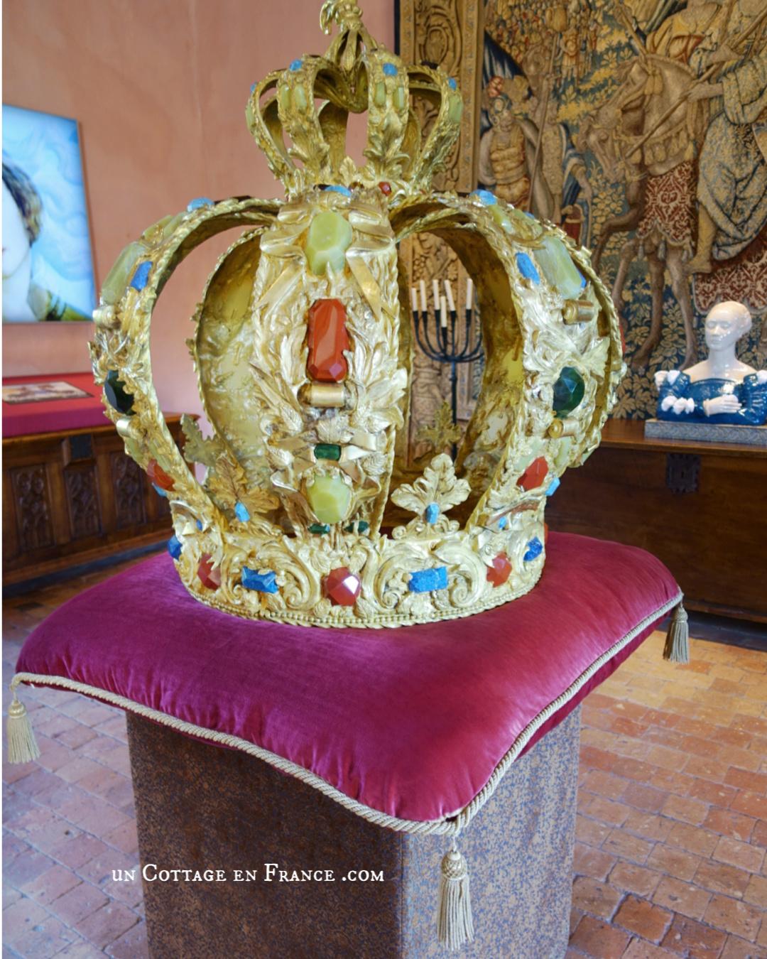 La couronne du Chateau du Rivau 2018