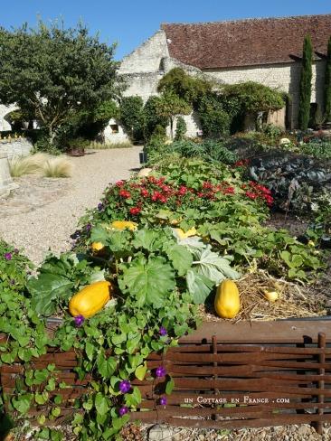 Les jours du Potager au Château du Rivau