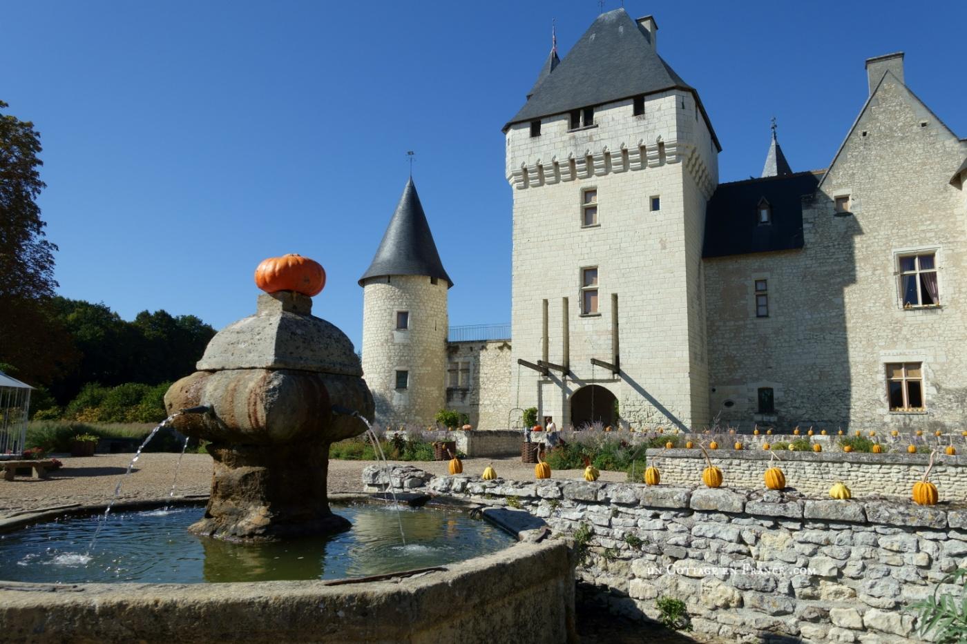 Octobre au Chateau du Rivau 2