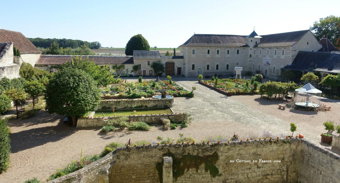 Octobre au Chateau du Rivau