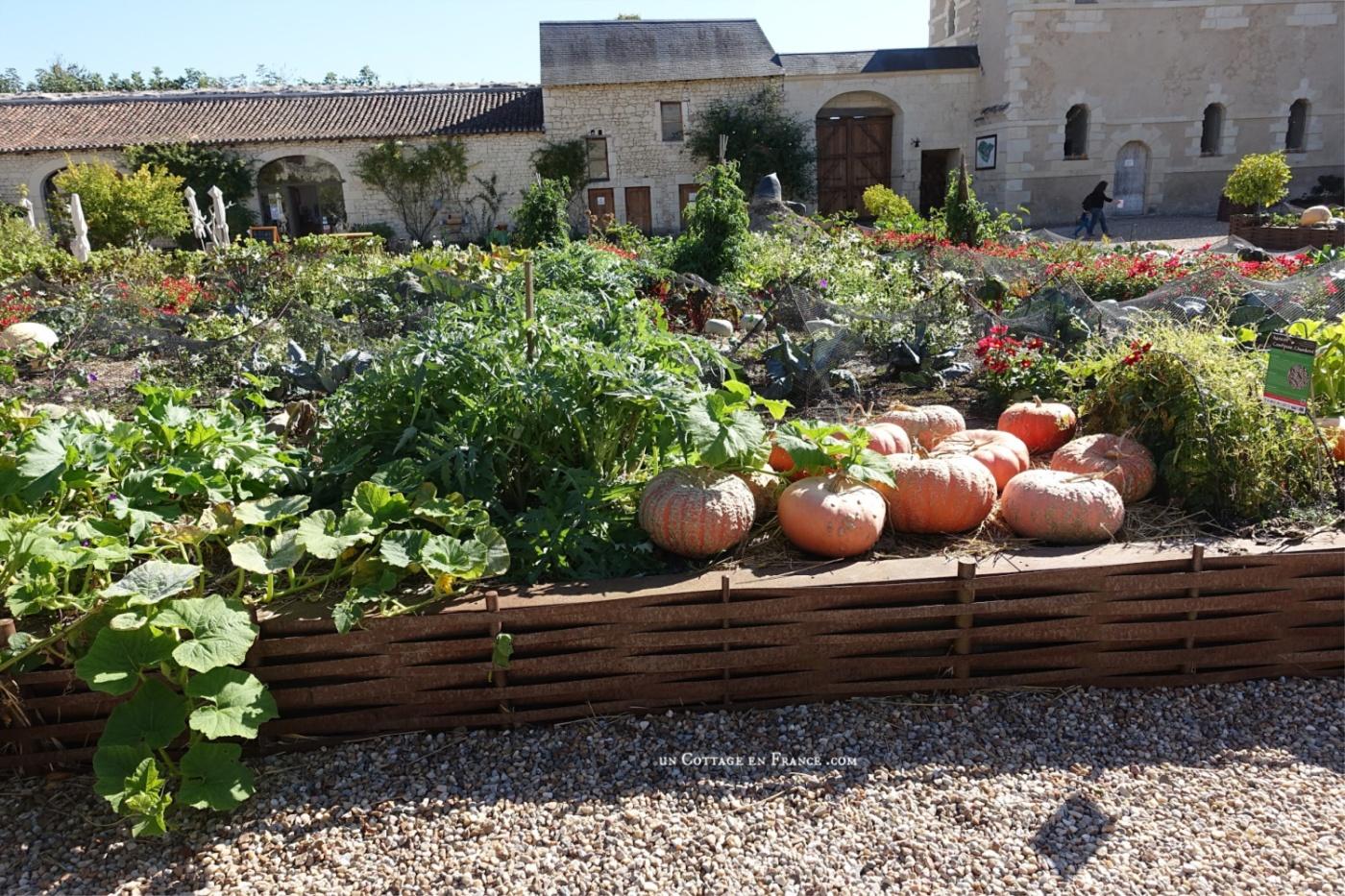 Septembre au Chateau du Rivau 2