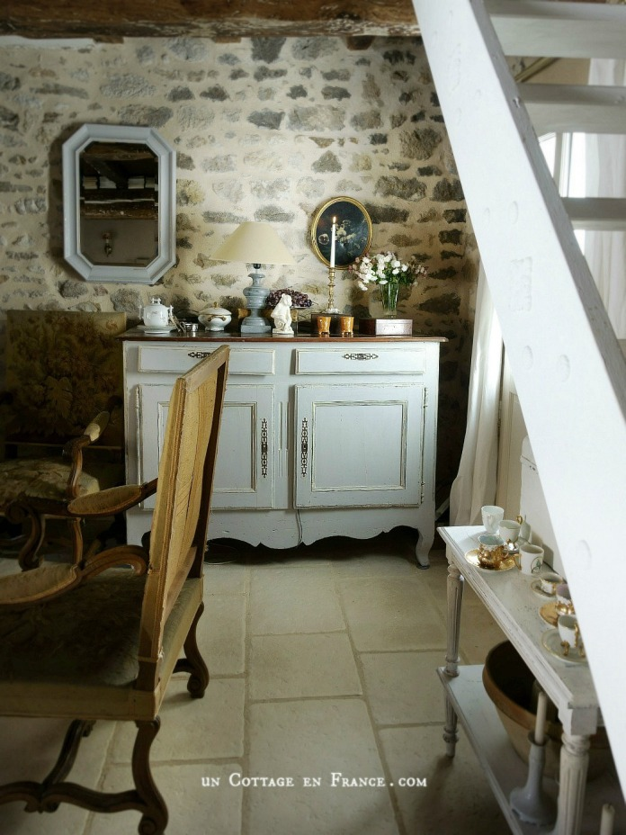French interior design cottage