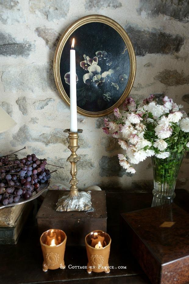 Novembre campagne chic Un Cottage en France