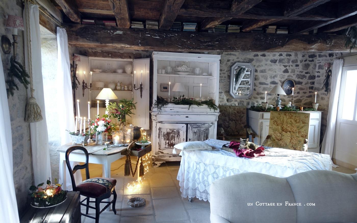 A Noel 2018 un Cottage en FRANCE 151m