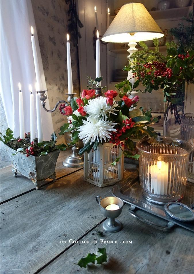 A Noel au cottage en Limousin Un Cottage en France 11c