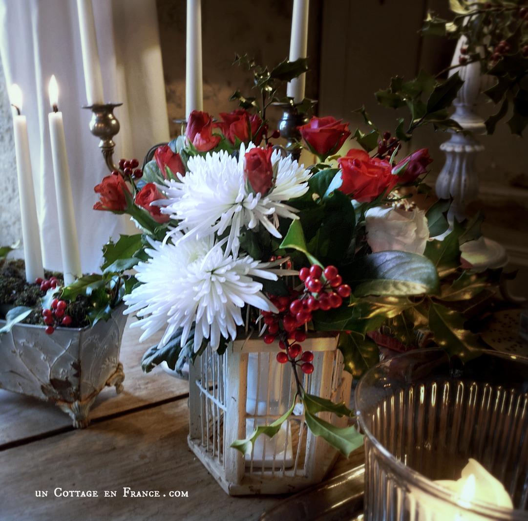 Bouquet de noel