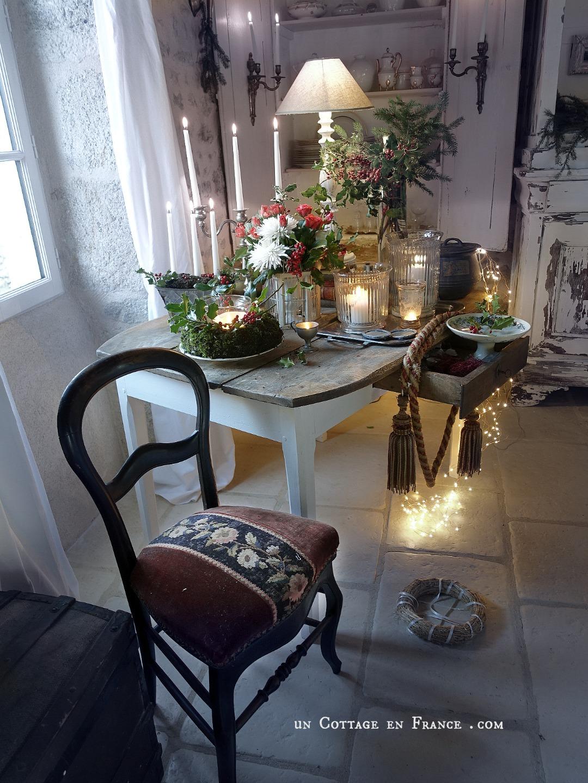 Noel 2018 un Cottage en FRANCE 1312