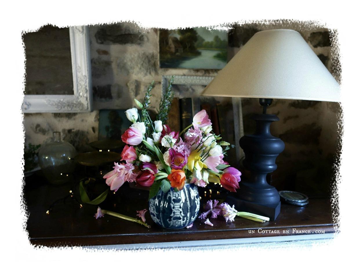 bouquet de janvier un cottage en france ©colette malpaud 51v