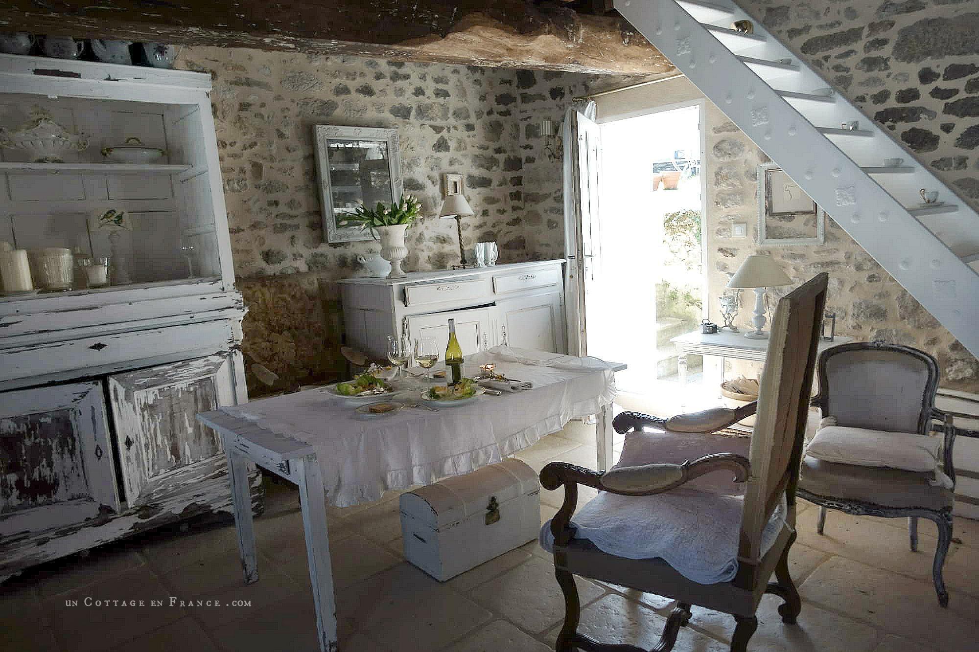 Déjeuner de Paques un Cottage en France Oeufs mimosas 5