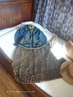 Vêtements de promenades (excursion outfit)